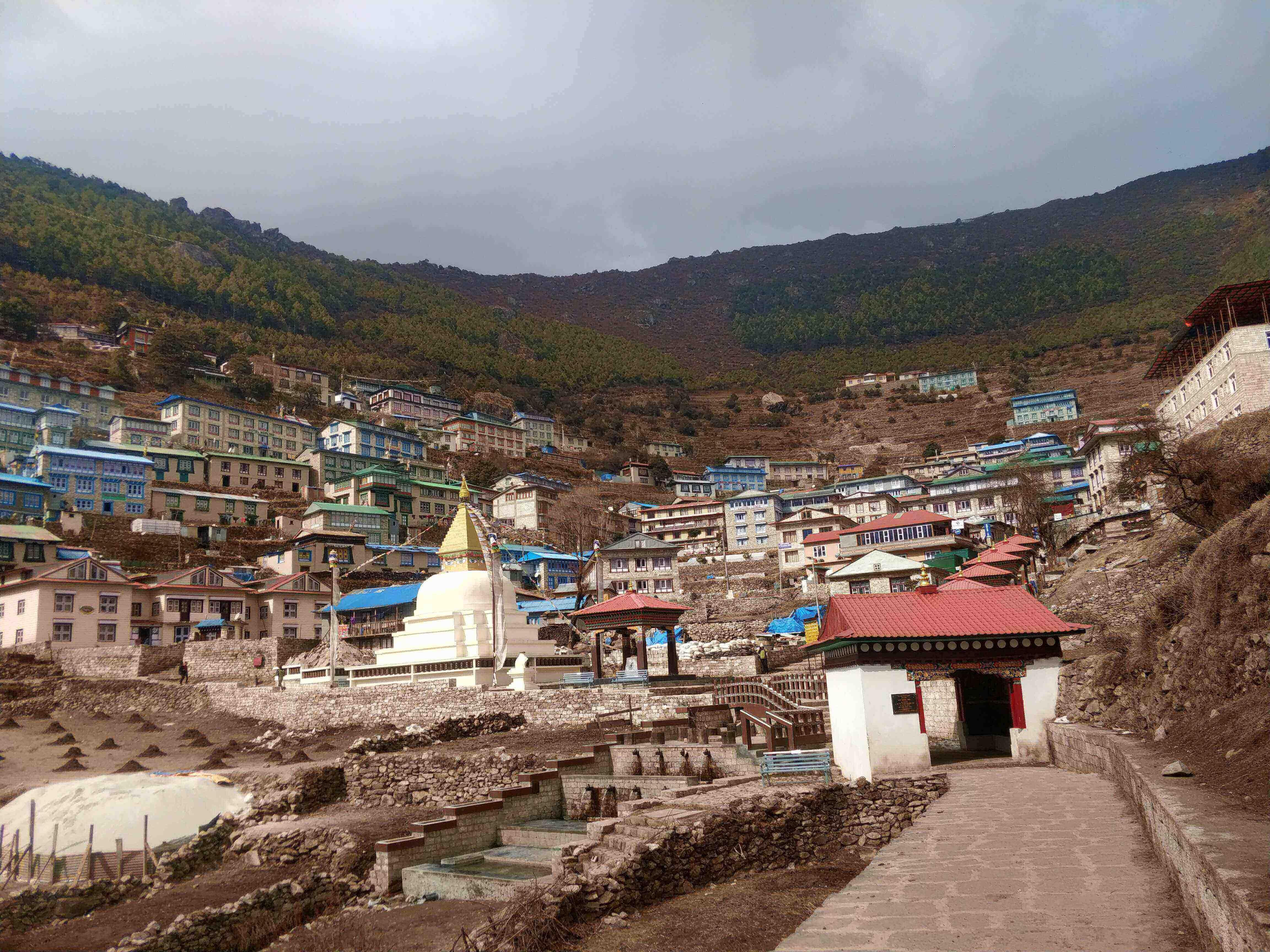 Khumbu Trek